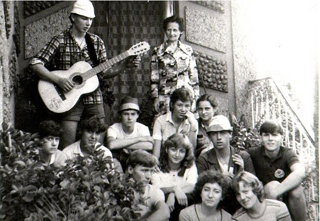 Zdj nr1 Odpoczynek - I 1983r Foto Bronislaw Wiechula